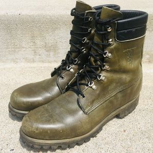 Browning Mens Green All Terrain Hiking Boots 10.5